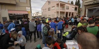 Els actes convocats a Olèrdola per La Marató de TV3 recapten més de 9.000 euros