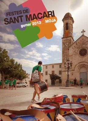 Festa Major d'Hivern de Moja-Festes de Sant Macari 2013