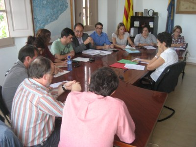 L'Ajuntament d'Olèrdola es mostra contrari al sistema de restauració de la bòbila de Can Sogas  proposat per  l'Agència de Residus