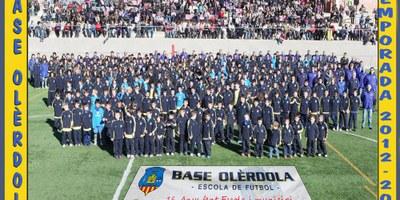 La presentació dels equips del Base Olèrdola reuneix a 750 persones