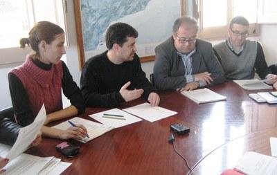 La reducció d'ingressos i no apujar impostos condicionen el pressupost municipal d'Olèrdola