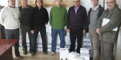 La vinya experimental de La Muntanyeta ja ha donat els seus primers vins
