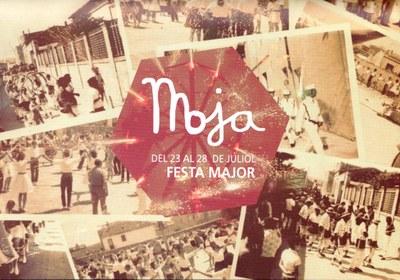 Moja viurà la seva Festa Major del 23 al 28 de juliol
