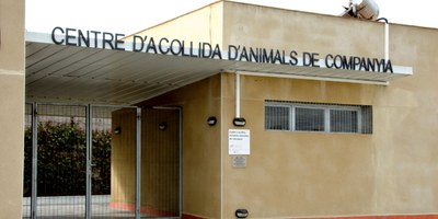 El centre d'Acollida d'Animals Domèstics de la Mancomunitat Penedès-Garraf