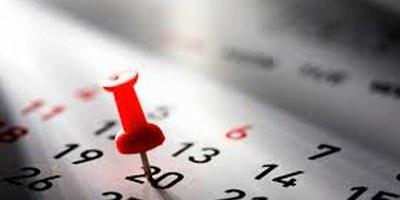 Decret de l'Alcaldia de modificació del calendari fiscal de l'any 2020
