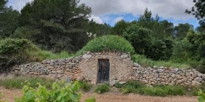 Ruta de barraques de pedra seca
