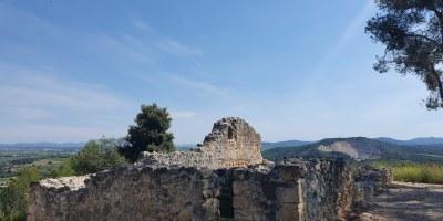 Ruta Moja - Daltmar - Castell - St.Miquel d'Olèrdola