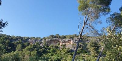 Ruta per la muntanya d'Olèrdola