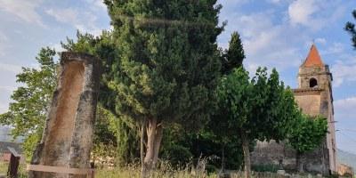 Sender de la Via Augusta a Sant Pere Molanta