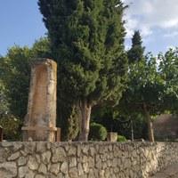 Mil.liari romà a Sant Pere Molanta