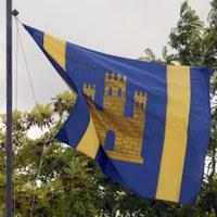 Bandera d'Olèrdola