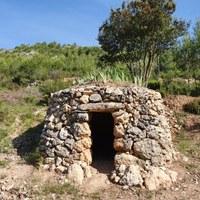 Barraca de pedra seca