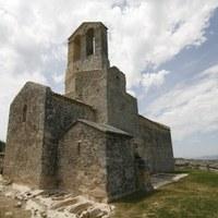 Església romànica al Conjunt Monumental