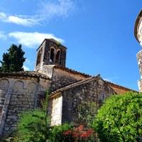 Església romànica de Sant Cugat de Moja