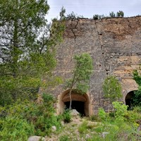 Forns de calç de Can Castellví