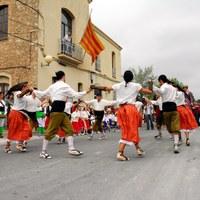 Imatge de la Festa Major de Sant Miquel d'Olèrdola