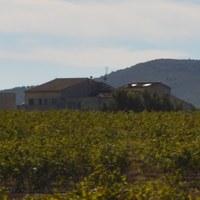 Vista de Sant Pere Molanta